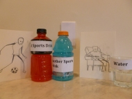 If you don't do a sport, you don't need a sports drink