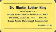"""""""… the time is always right to do right."""" Dr. Martin Luther King,1968"""