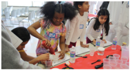 Girls Inc. Summer Camp=Fun