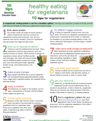 So you want to be avegetarian