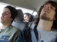 Dangerous drowsy driving