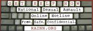 Help for rape, abuse, incestvictims