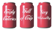 No surprise-more evidence that drinking a lot of soda is bad foryou