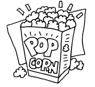 How to get someone to eat a lot of stalepopcorn