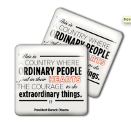 What ordinary people can do
