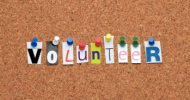 Try volunteering