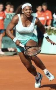 Strong Serena