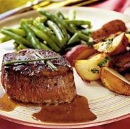 A steak aday?