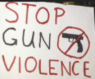 Resolve to solve our gun violence problem