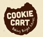 Cookie Cart-baking bright futures.