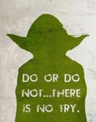 Wisdom from Yoda